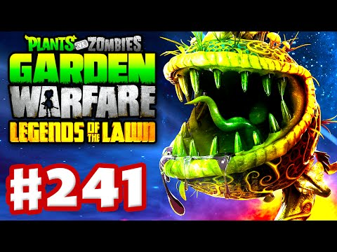 Plants vs. Zombies: Garden Warfare Gameplay Walkthrough Part 241 Chomp Thing PC