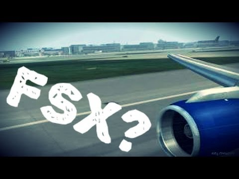 【HD FSX】 Captain Sim 757 Pro ✈ SP2 DX10 ✈ Realistic Wing View ✈ UK2000 Heathrow Xtreme V2