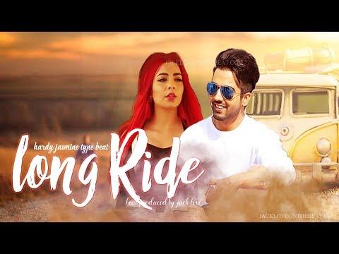 Long Ride - Hardy Sandhu | Jasmine Sandlas | Type Beat | Hardy Sandhu type beat Instrumental