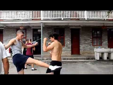 Log 6 - Typical day of Kung Fu training in China Image 1