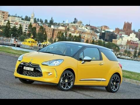 2014 Citroen DS3 review