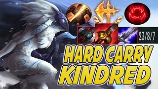 KINDRED CAN SOLO CARRY! | 9.7 Kindred Jungle - League Of Legends