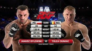 RXF 22: Janusz Dylewski vs Tolea Ciumac