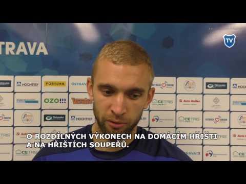FNL: Rozhovor s Markem Hlinkou po utkání se Žižkovem