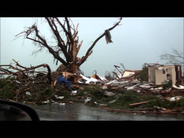 Joplin Missouri Tornado Destruction Timeline