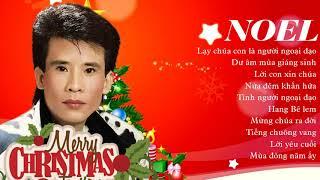 Nhạc Giáng Sinh Xưa TUẤN VŨ - LK Nhạc Noel Hải Ngoại Xưa Hay Nhất