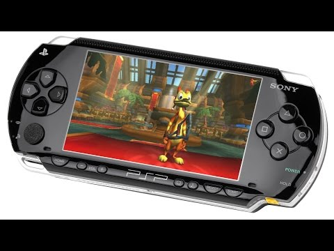 Sony PSP Retrospective & Review