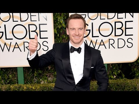 How Michael Fassbender Will Celebrate With Girlfriend Alicia Vikander After the Golden Globes