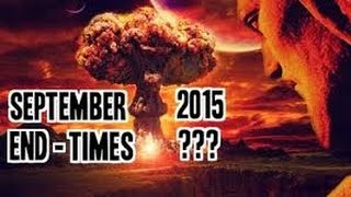 Major Events & Signs in September 2015 HD