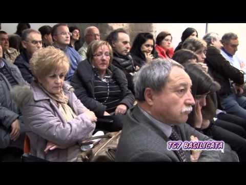 """TG7 Basilicata Atella. Convegno """"…Per ridurre il carico di Malattia del Cancro"""""""