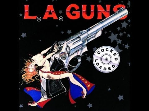 La Guns - Bad Whiskey
