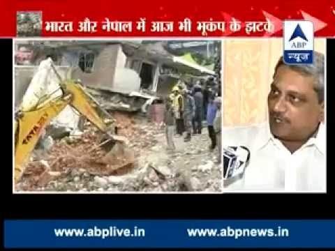 All disaster management teams have been deployed: Manohar Parrikar tells ABP News