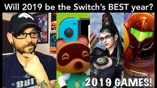 Will 2019 be the Nintendo Switch's BEST year yet? | Ro2R