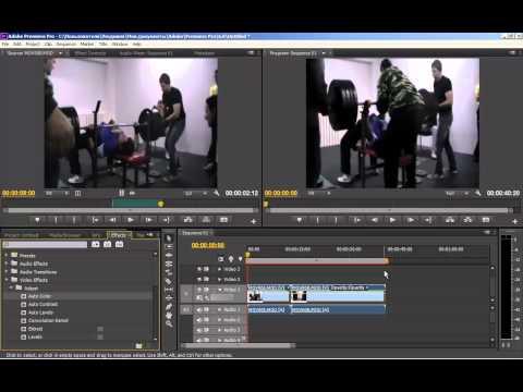 Adobe Premiere Pro CS6. Видео-обзор.