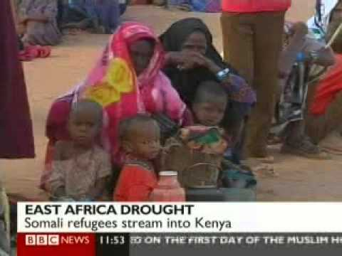 Oxfam's Alun McDonald on BBC News 24 on the East Africa food crisis
