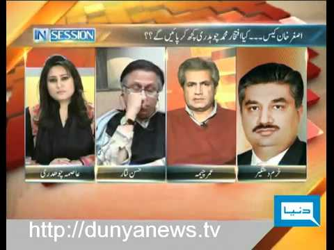hasan nisar on india - pakistan political diffrence.wmv