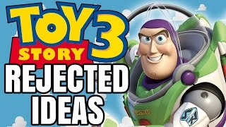 7 Ideas SCRAPPED From Toy Story 3!! | Plot Twists - Jon Solo