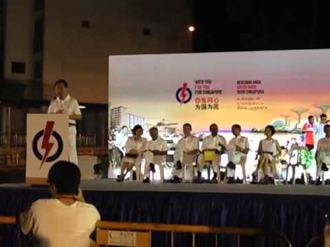 PAP's Liang Eng Hwa addressing transport concerns
