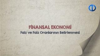 FİNANSAL EKONOMİ - Ünite 4 Konu Anlatımı 1