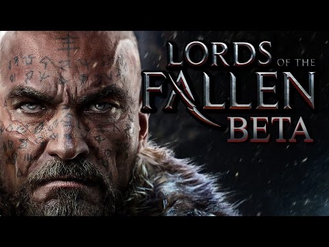 Gramy w Lords of the Fallen BETA