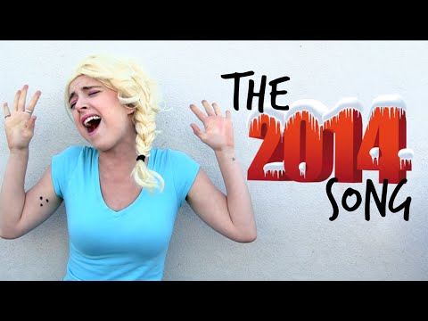 Let It Go- The 2014 Year In Review Song   Tessa Netting