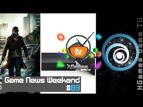 Game News Weekend - #83 от XGames-TV (Игровые Новости)