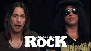 Slash - World On Fire - Three Tracks | Classic Rock Magazine