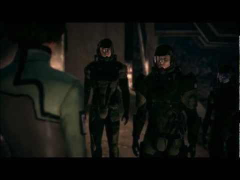 Mass Effect 1 Part 41 (Male Soldier)