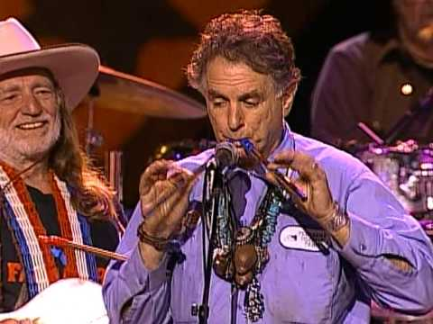 Grand Finale featuring Willie Nelson - Will The Circle Be Unbroken (Live at Farm Aid 1997)
