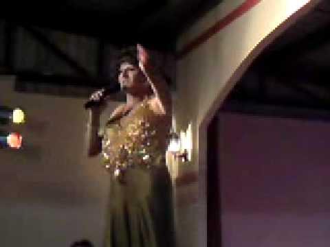nany namu en EL TINGLADO 01/01/2009