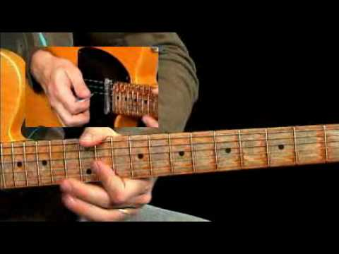 Funk Guitar Lessons - 50 Funk Guitar Licks - #20: Firey Wrangler Machine