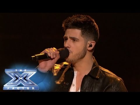 Restless Road performs a dream rendition of Wake Me Up - THE X FACTOR USA 2013