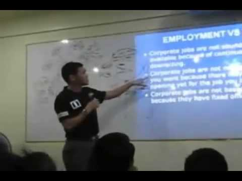 AIM GLOBAL Leadership Training - Jurgen Gonzales
