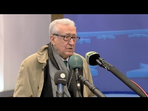 Syrian crisis resembles Somalia civil war, says UN envoy Brahimi