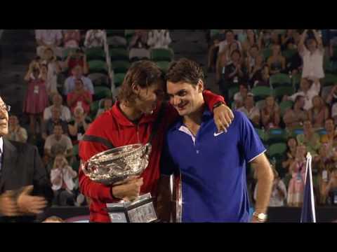 [HQ] Australian Open 2009 Final Roger Federer Tribute
