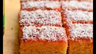 Honey cake recipe, Indian Bakery style eggless version