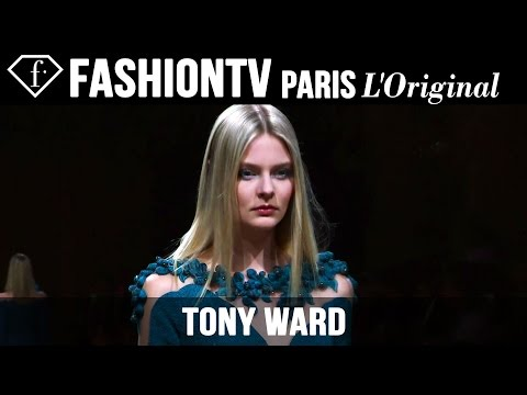 Tony Ward Couture Fall/Winter 2014-15 | Paris Couture Fashion Week | FashionTV