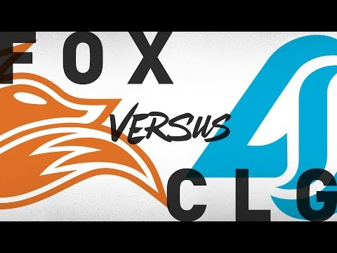 FOX vs. CLG - Week 4 Day 1 | NA LCS Summer Split | Echo Fox vs. Counter Logic Gaming (2018)