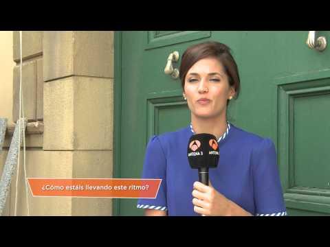 Bienvenida de Michelle Calvo, Sofía Contreras en la serie | Amar es Para Siempre