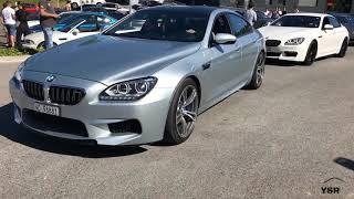 BEST OF BMW M POWER 2019 // Burnouts, Exhaust Sounds & Accelerations...X5 M, M5 F90, M3 E92(HD)!