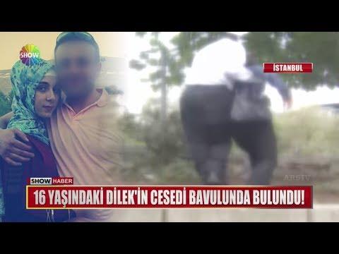 16 yaşındaki Dilek'in cesedi bavulunda bulundu!