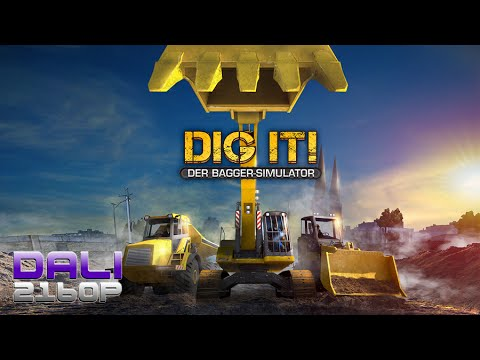 DIG IT! A Digger Simulator PC 4K Gameplay 2160p