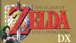 ZELDA : LINK'S AWAKENING DX : En attendant le REMASTER sur SWITCH, on ressort l'original !