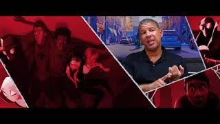 Spider-man Into The Spider Verse - Itw Peter Ramsey (official Video)
