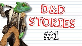 "D&D STORIES ""ANIMATED"" - The Dragon People"