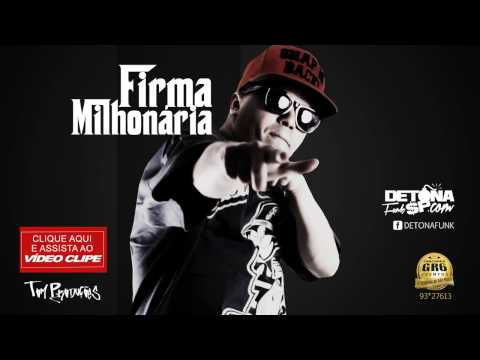 MC Menor do Chapa - Firma Milionária (Audio Oficial)