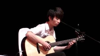 (Mr. Big) To Be With You - Sungha Jung (live)