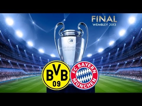 UEFA Champions League Final 2013: Bayern München vs. Borussia Dortmund (Hair vs. Hair Match)
