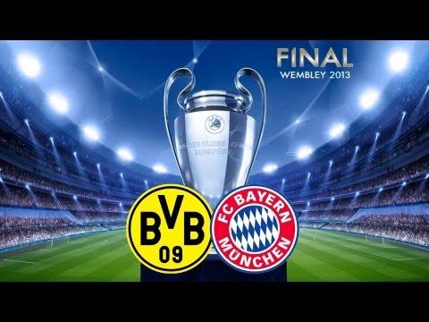 UEFA Champions League Final 2013: Bayern München vs. Borussia Dortmund (Hair vs. Hair Match)