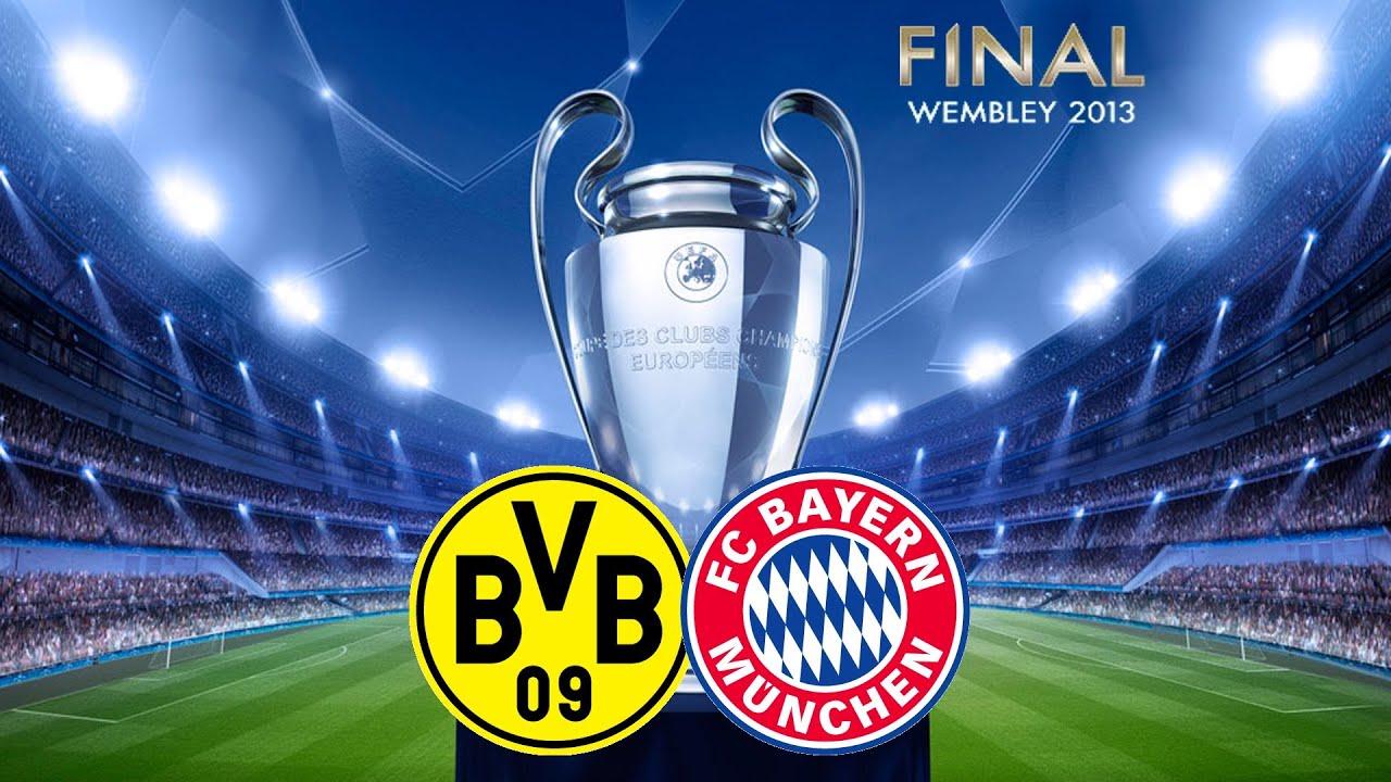 Bvb Champions League Final Uefa Champions League Final